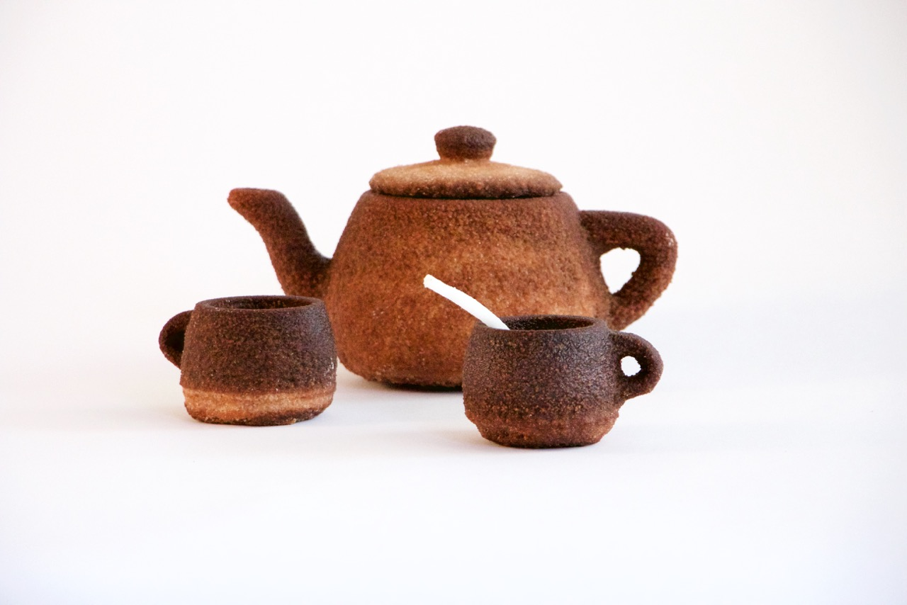 The Utah Tea Set