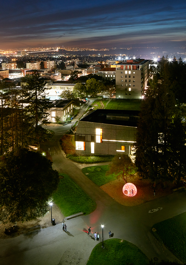 The Star Lounge on the UC Berkeley campus. Photo: Matthew Millman Photography